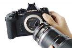 画像6: STC社製 Olympus M43用クリップフィルター (6)