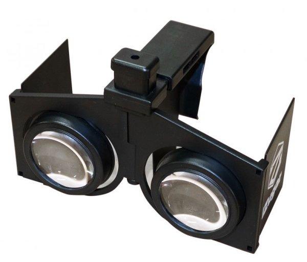 画像1: [折りたたみ式スマホ差込み型VRゴーグル]iZugra VR GlASS (1)