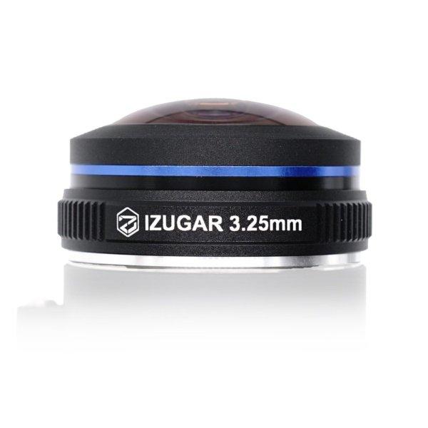 画像1: MKX 22 Fisheye Lens for MFT 3.25mm f2.5 FOV 220 (1)