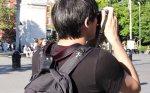 画像6: カメラストラップ 「カリーナストラップ」 キャンパス製(全4色) (6)