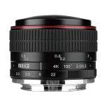 画像3: MEIKE 6.5mm F2.0 FISHEYE 【ミラーレス用 魚眼レンズ 画角190°】 (3)