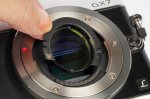 画像4: STC社製 Panasonic / Blackmagic M43 / Z CAM用クリップフィルター (4)