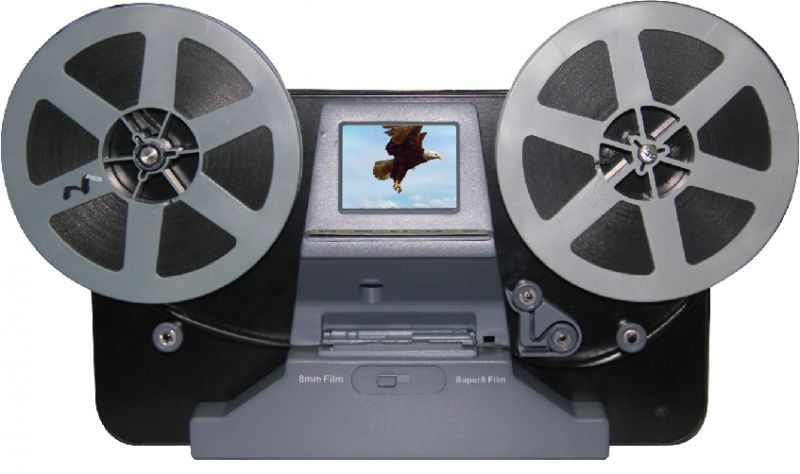 8mmフィルムデジタルコンバーター エイトマンr