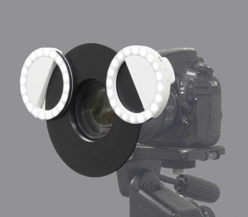 画像1: アカリーナ用レンズアタッチメント ソコテラス77・ソコテラス58 (1)