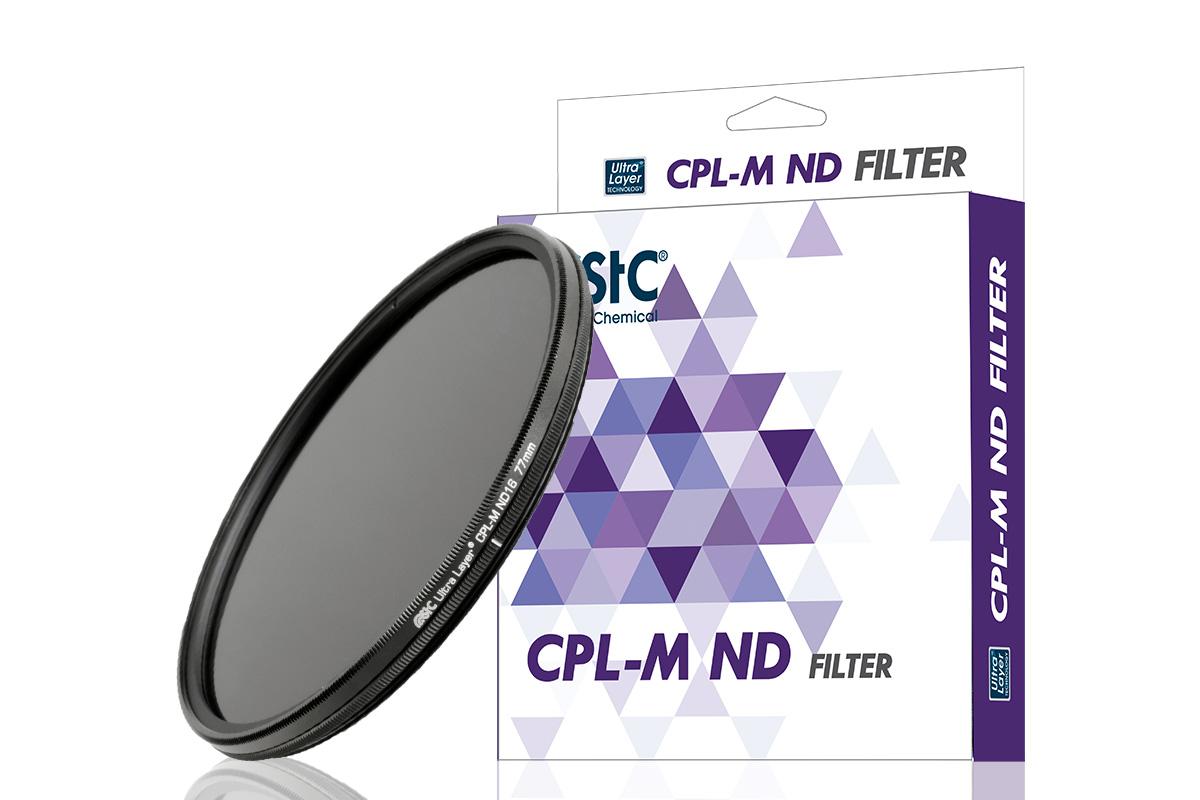 画像1: STC社製  円偏光・減光フィルター CPL-M ND16 (1)