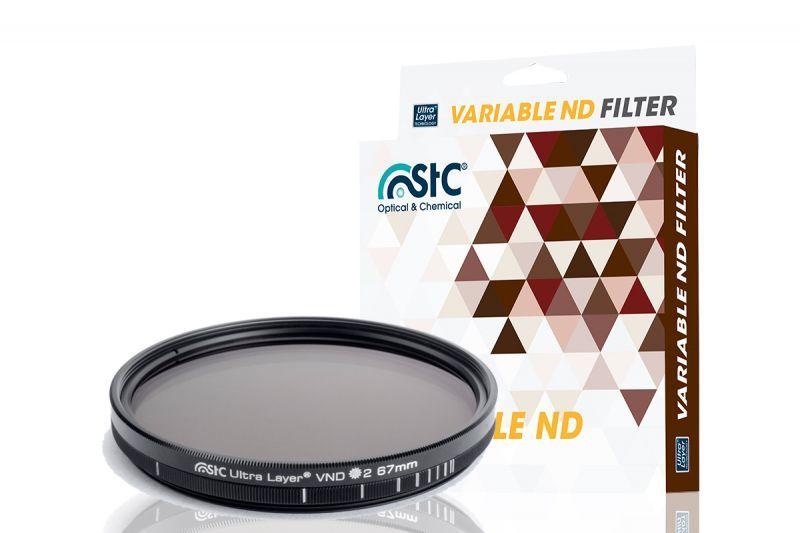 画像1: STC社製 可変式減光フィルター ND2-1024 / ND16-4096 (1)